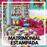 MATRIMONIAL ESTAMPADO
